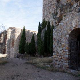 Castillo de Calatrava Cementerio