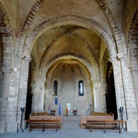 Castillo de Calatrava Iglesia