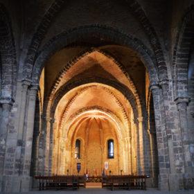 Castillo de Calatrava Interior Iglesia2