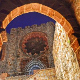 Castillo de Calatrava Puerta