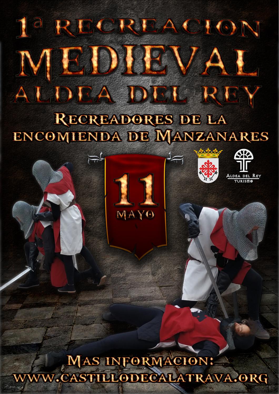 Recreación Medieval en Aldea del Rey