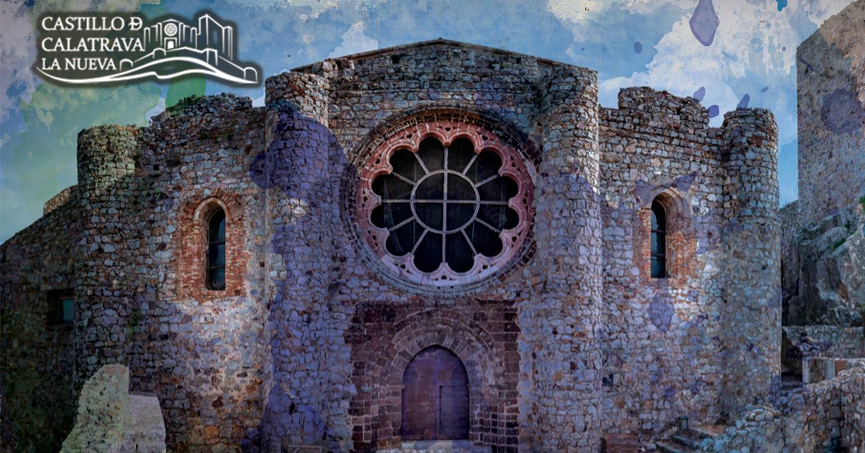Castillo de Calatrava la Nueva CERRADO